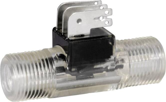 Průtoková turbínka B.I.O-TECH e.K. 82202425, 5 - 24 V/DC, PP 12 ferit, PTFE, 15 % grafitu