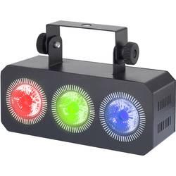 LED svetlo Renkforce Mini Party Bar RGB Wash počet LED: 3 x 3 W