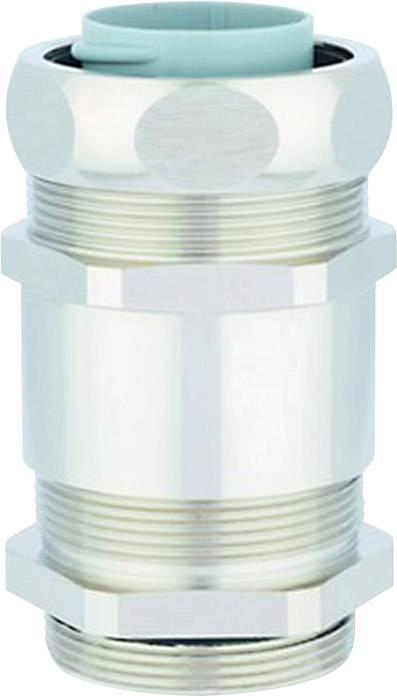 Hadicová spojka rovná LappKabel SILVYN® MSK-M 16x1,5 EE 55506071, M16, stříbrná, 5 ks