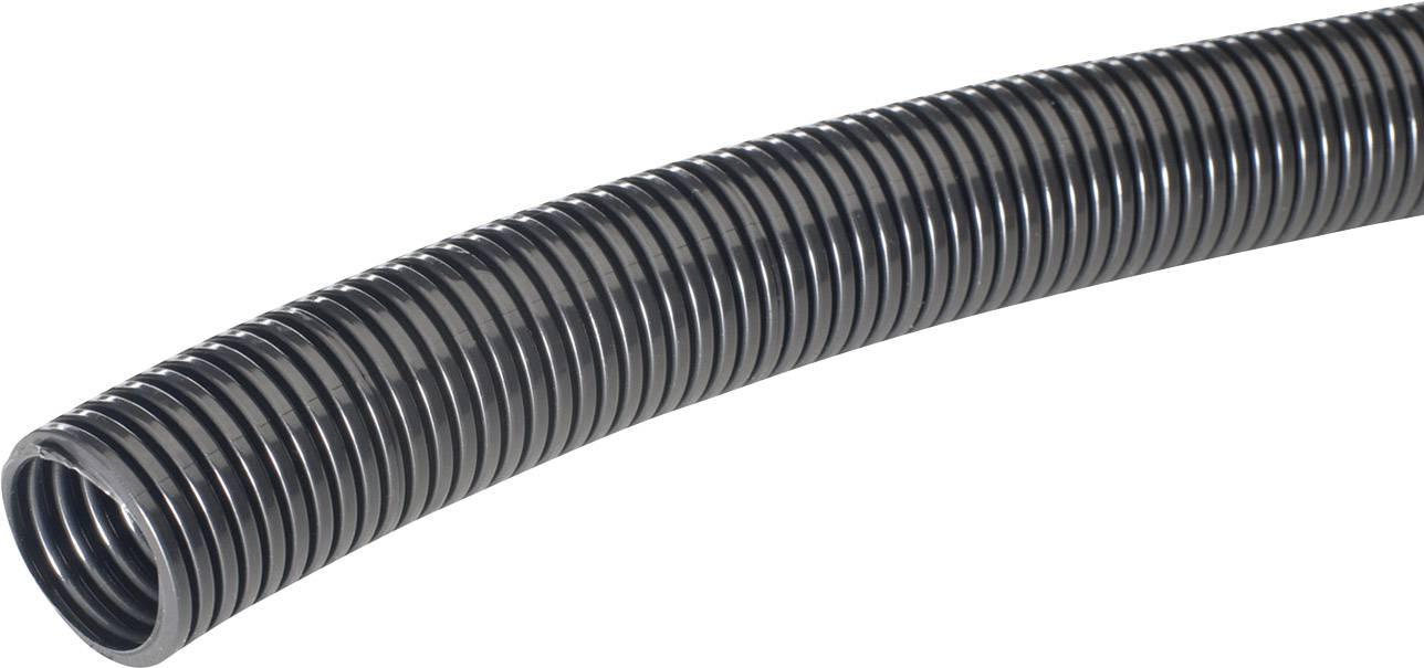 Ochranný husý krk LAPP SILVYN® FPAS 67 BK 61754305, 56.30 mm, černá, 10 m