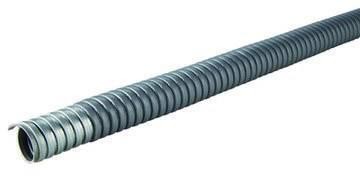 Ochranná hadice na kov LappKabel SILVYN® AS-P 13,5/15x19 10m GY 64400130, šedá, 10 m