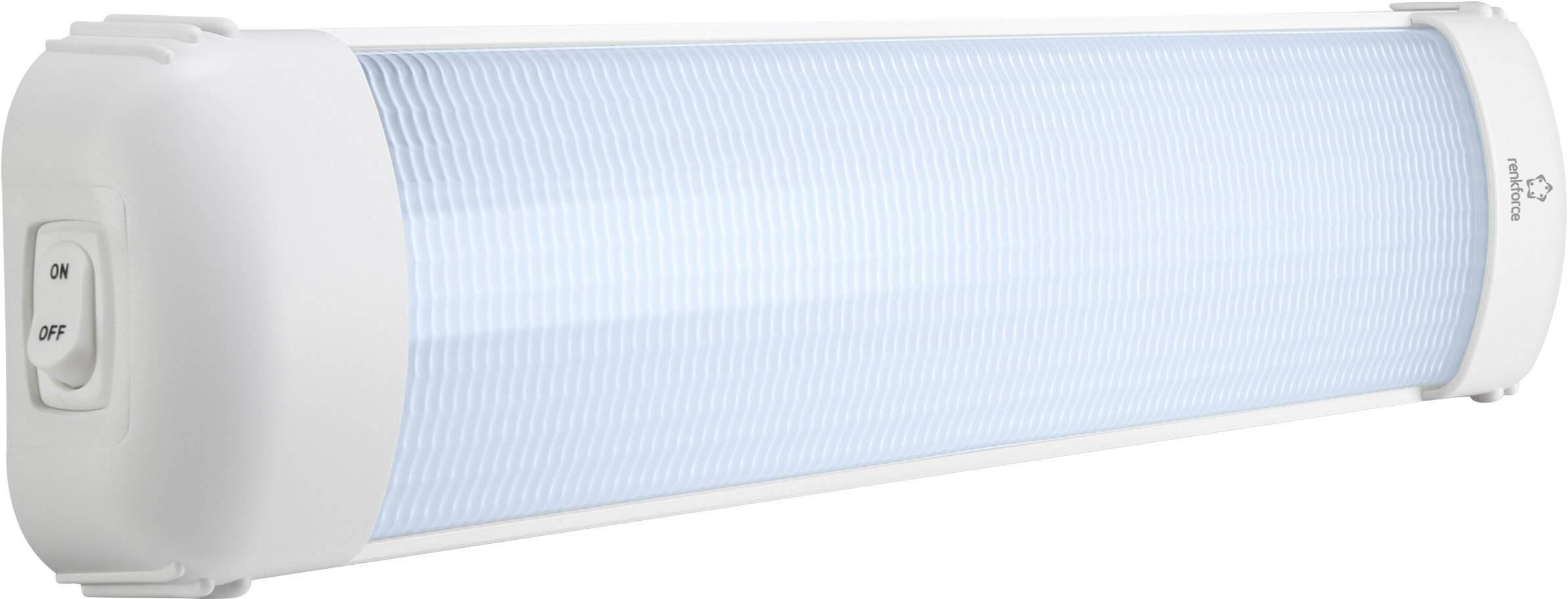 Vnútroné LED osvetlenie do auta Renkforce 1503017, 5.2 W, (š x v x h) 387 x 75 x 34 mm