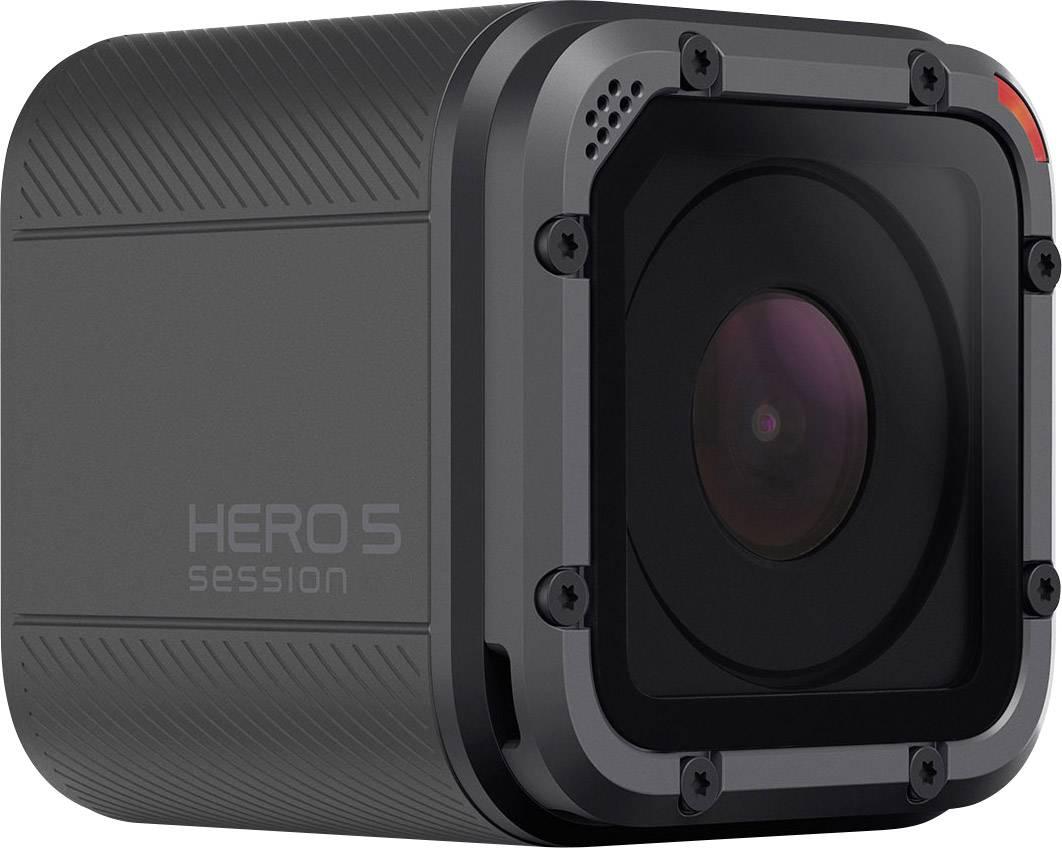 Sportovní outdoorová kamera GoPro HERO 5 Session, Full HD, Wi-Fi, odolná proti vodě