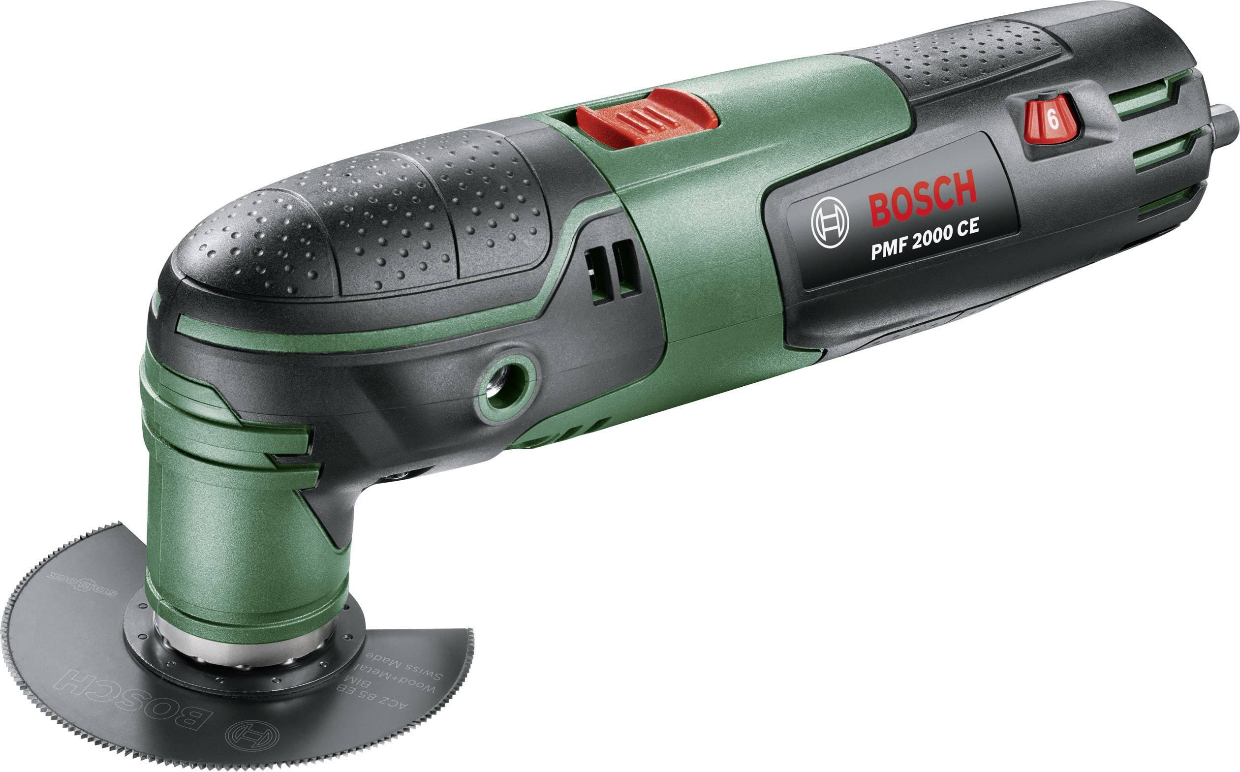 Multifunkčné náradie Bosch Home and Garden PMF 2000 CE 0603102003, 220 W, vr. príslušenstva