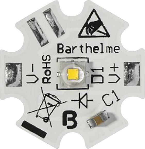 HighPower LED Barthelme 1 W, 2 W, 6 W, 140 lm, 255 lm, 505 lm, chladná biela