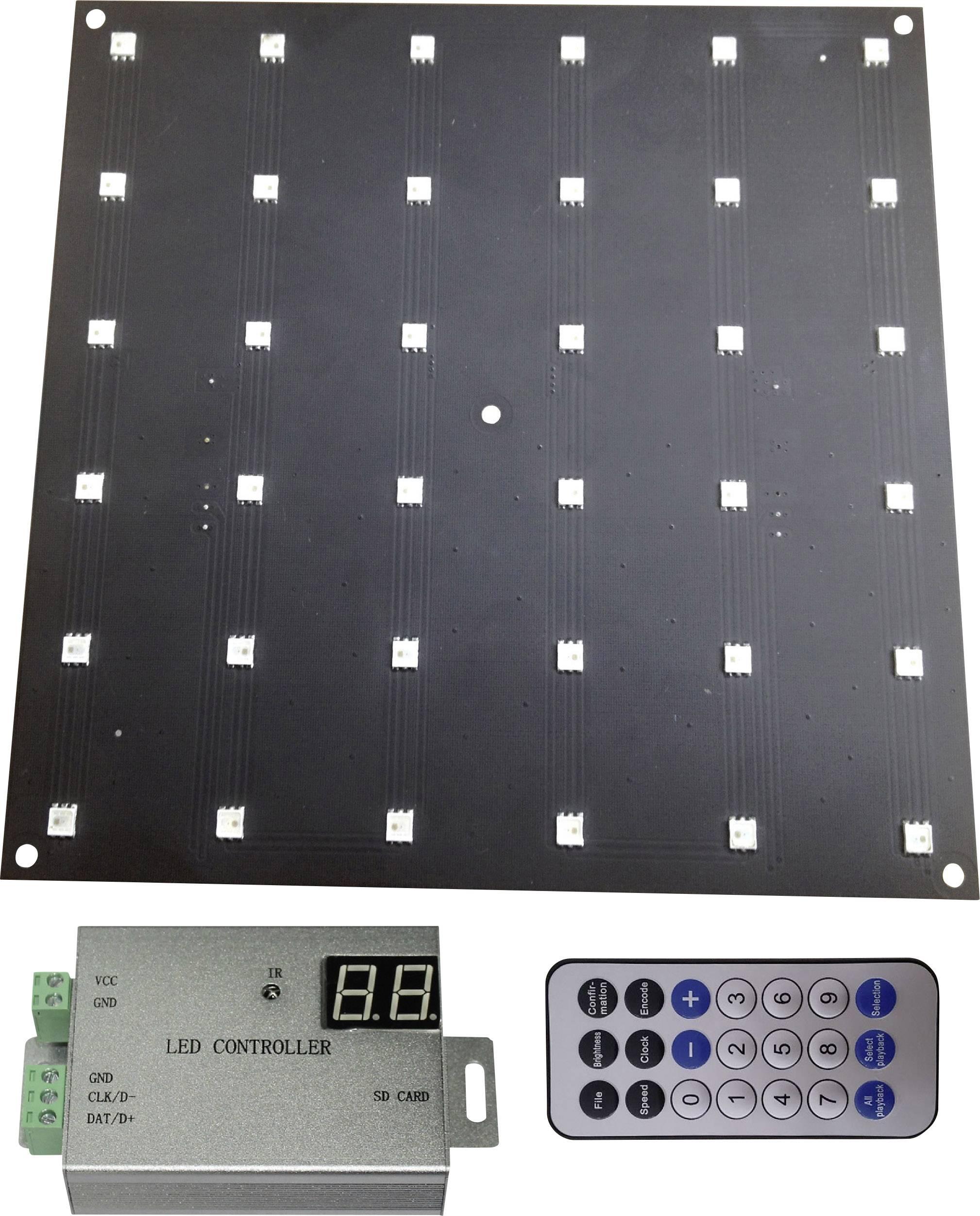 LEDmodul Barthelme 37 W, 216 lm, RGB