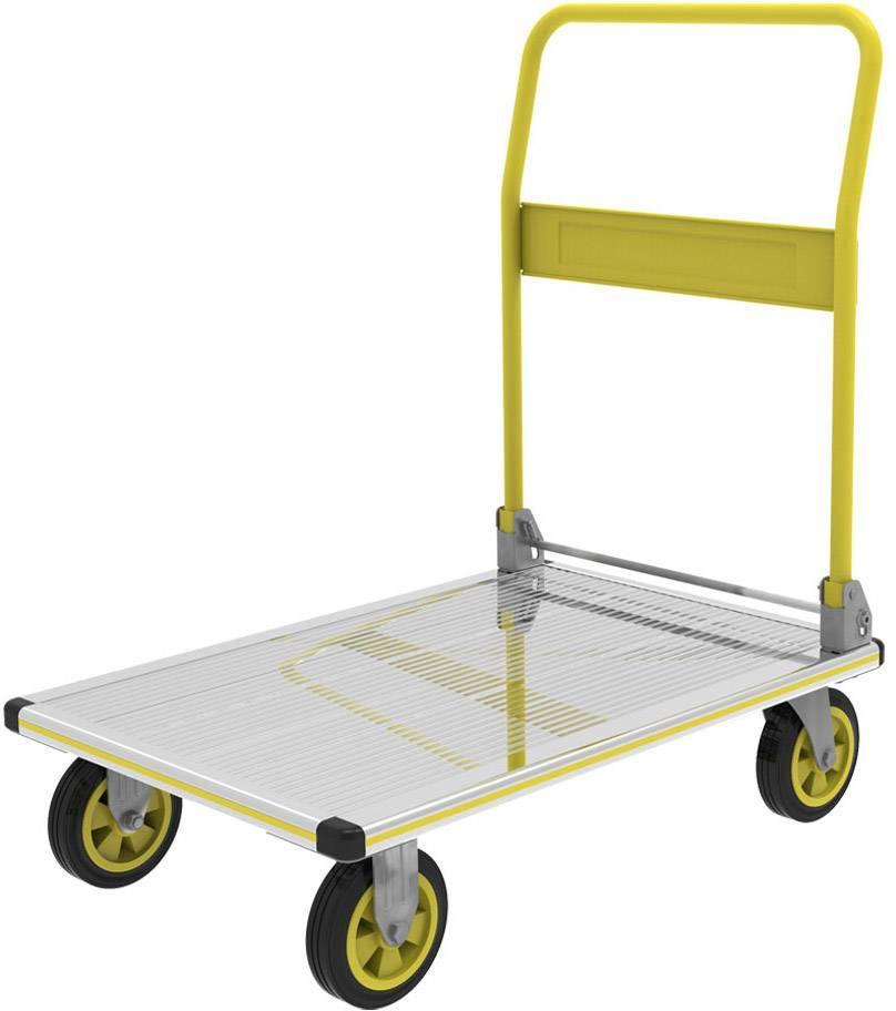 Plošinový vozík skládací hliník Zatížení (max.): 250 kg Stanley by Black & Decker SXWTI-PC511