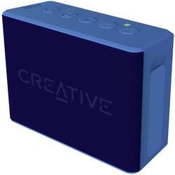Bluetooth® reproduktor Creative Muvo 2c hlasitý odposlech, SD paměť. karta, odolná vůči stříkající vodě, modrá