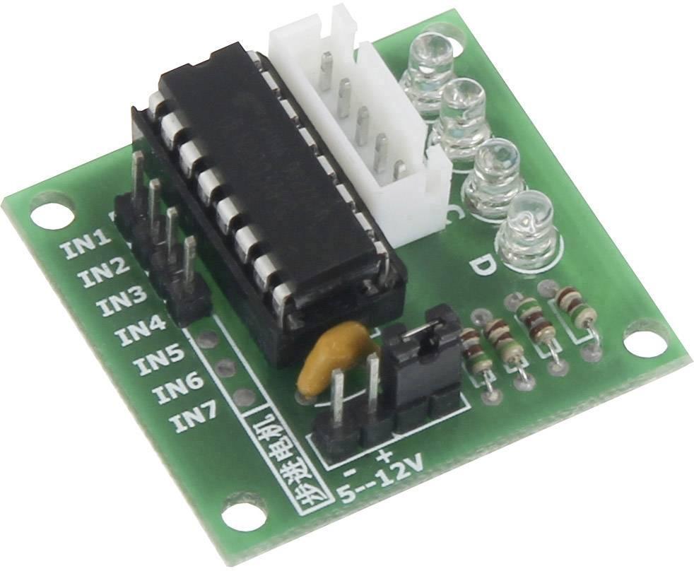 Rozšiřující deska pro Raspberry Pi® Joy-it sbc-moto1, modul řízení motoru vč. 5V krokového motoru