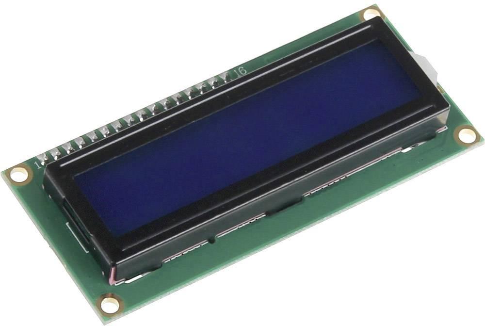 """Modul s displejom pre Pi® Betriebssystem Joy-it 6,6 cm (2,6"""") LCD, 16x2, zielony"""