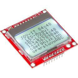 Joy-it SBC-LCD84x48, červená