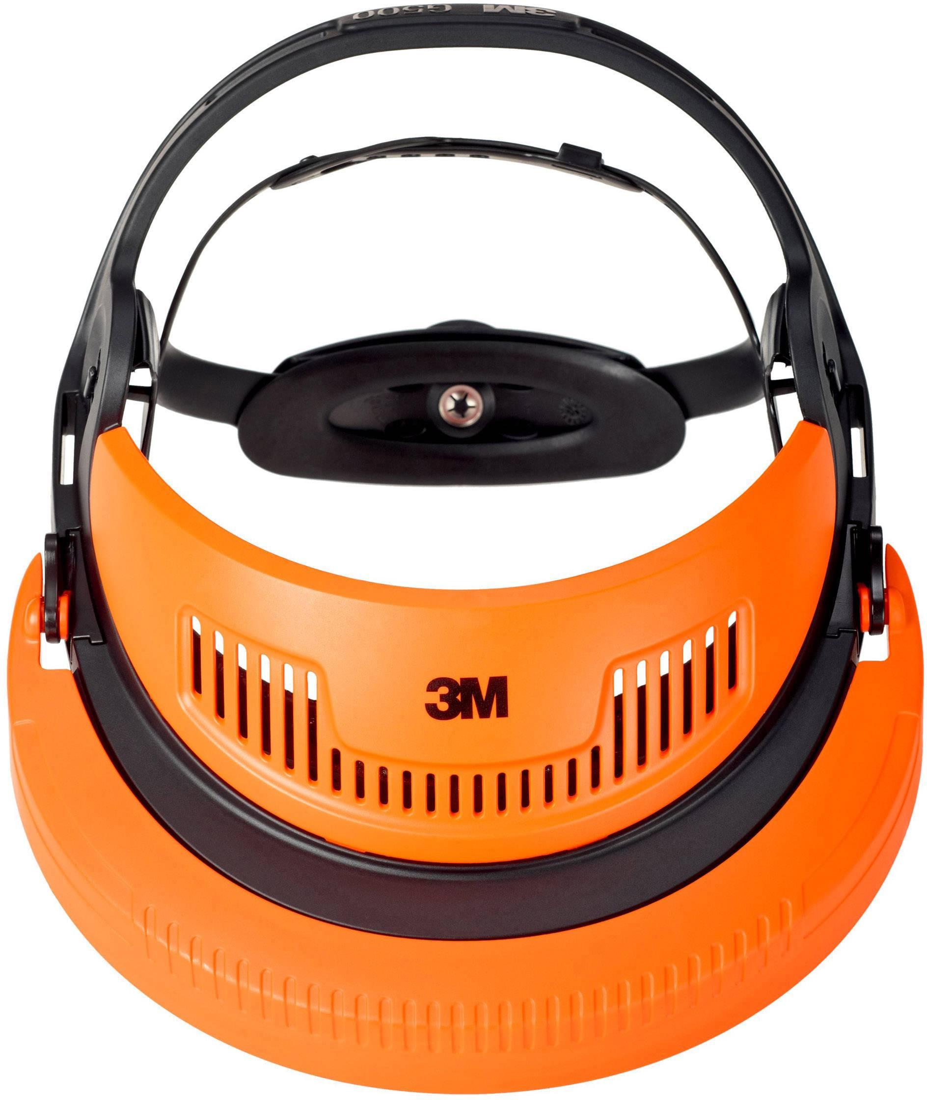 Ochranný obličejový štít 3M G500-OR 7000104156