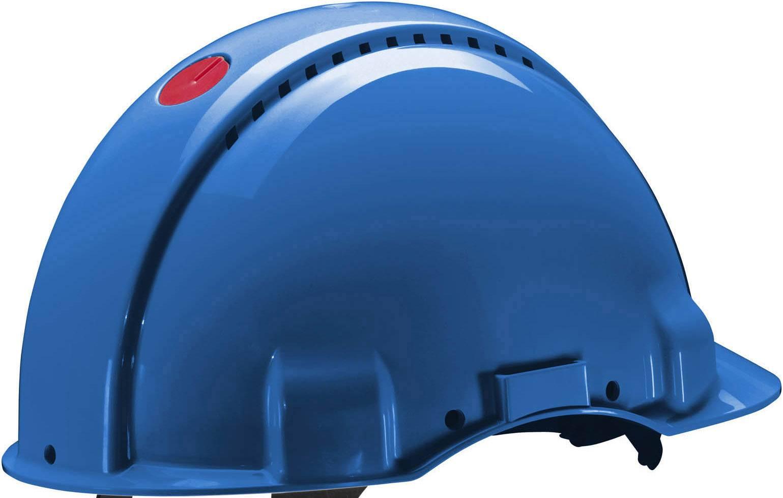 Ochranná přilba 3M Peltor G3000, senzor Uvicator, modrý modrá 7000039719
