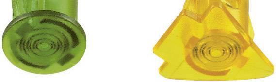 Signálka LED Signal Cons, SKHD05104, 24 V/DC / 24 V/AC, bar./transp, PC pouzdro, žlutá