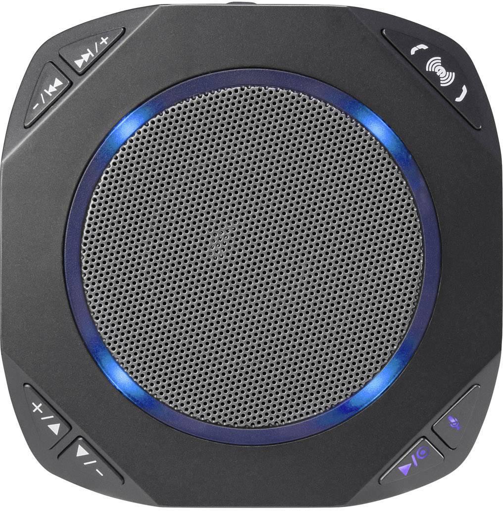 Konferenční reproduktor s Bluetooth Renkforce SE-BT-SSP-02, černá