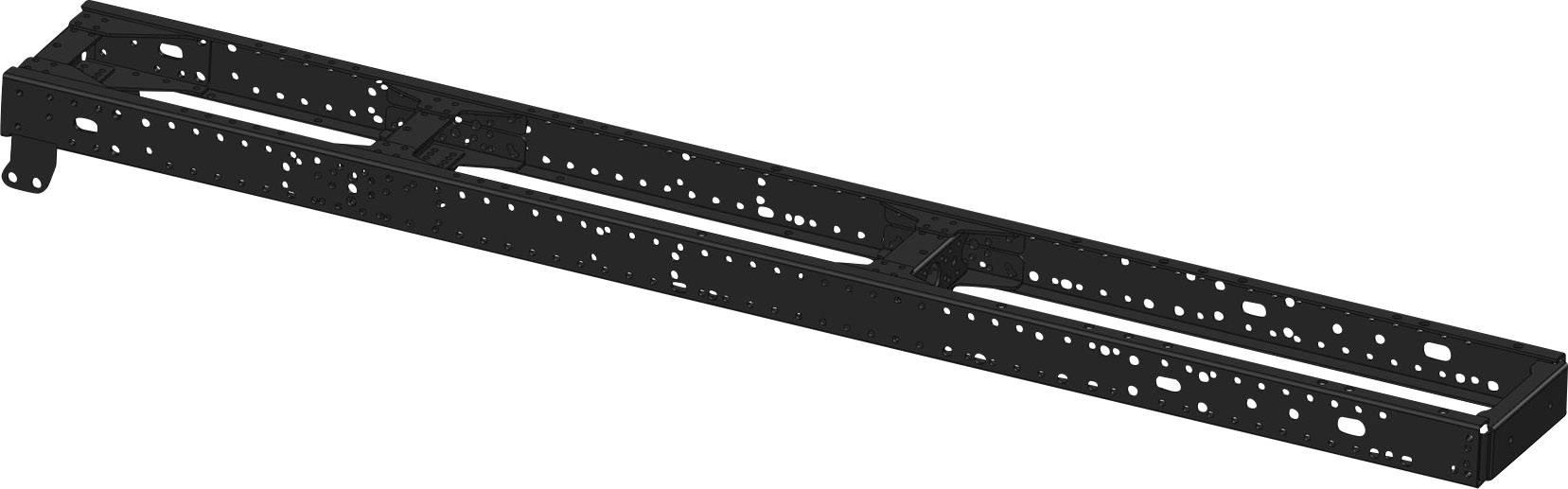 Nosný rám modelu ťahača ScaleArt, Wedico und Tamiya ScaleDrive 71000302, 1:14, 1 sada