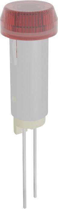 LED signálka Signal Construct SMZS082, 2.1 V, zelená