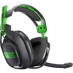 Astro A50 herní headset bez kabelu přes uši, černá, zelená