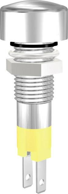 IndikačnéLED Signal Construct SMLD 08112, SMLD 08112, 20 mA, 12 V/DC, žltá