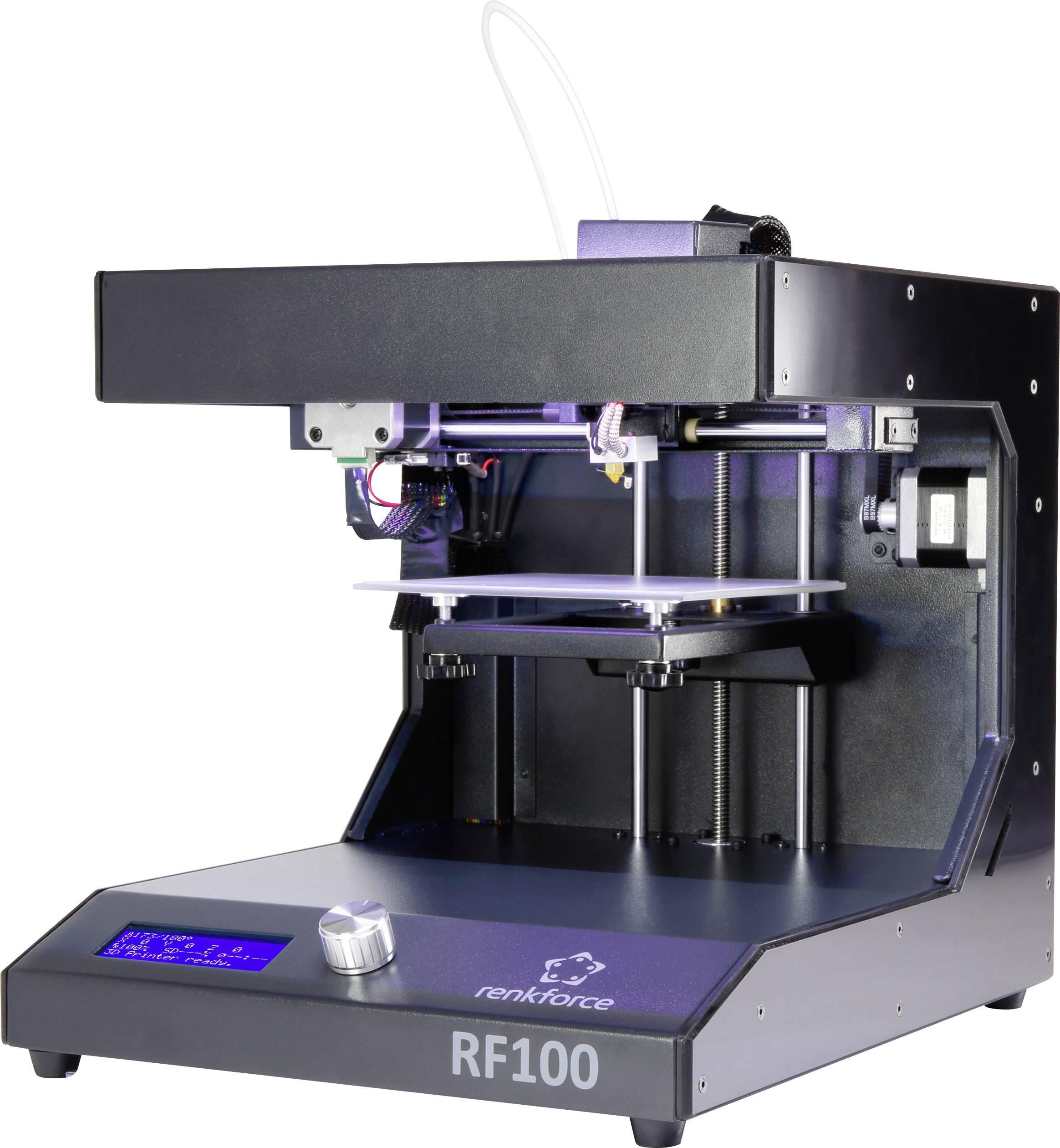 3D tiskárna Renkforce RF100 - Test časopisu Computer