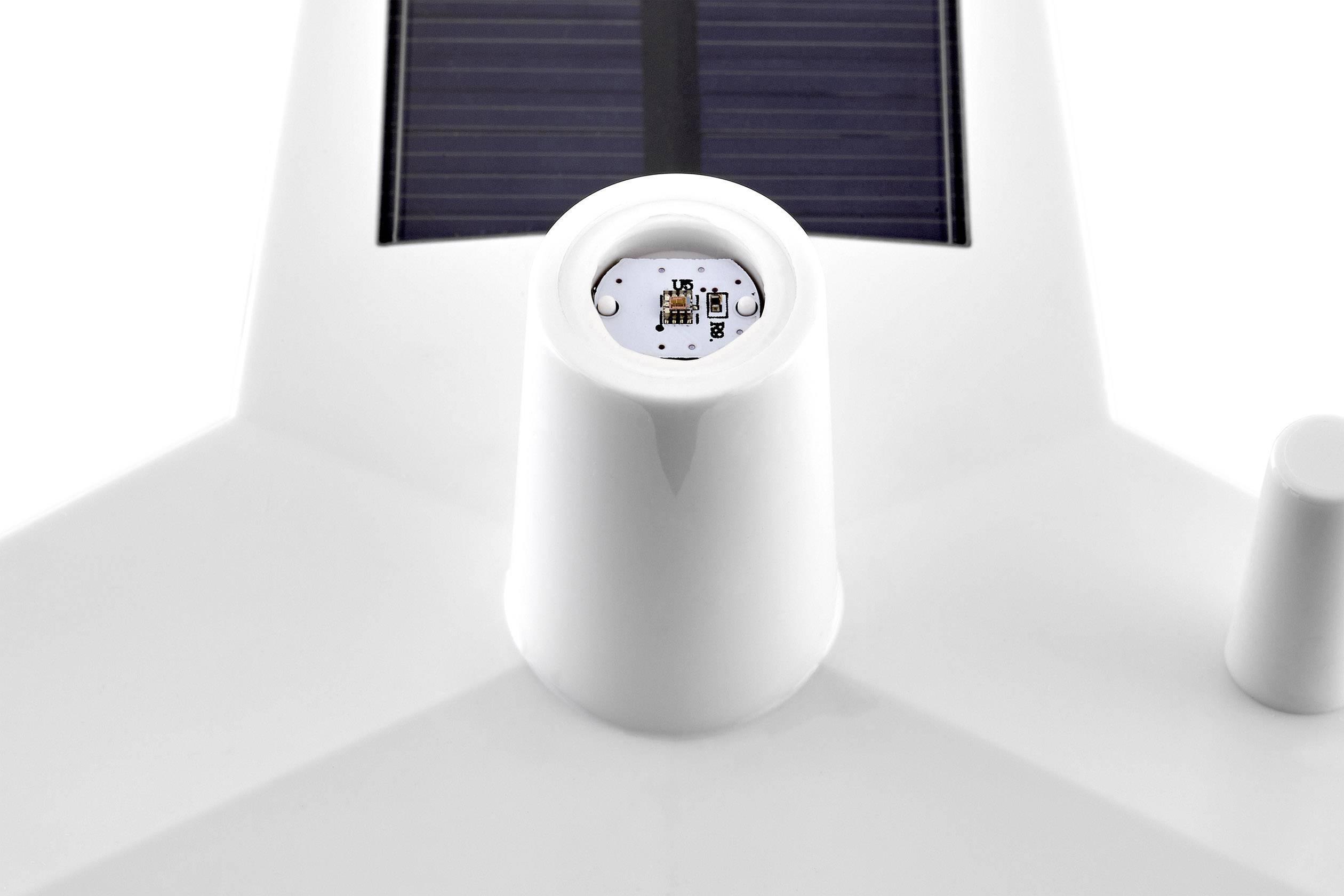 Digitální bezdrátová meteostanice s Wi-Fi Eurochron EFWS 2900, Max. dosah 100 m, černá