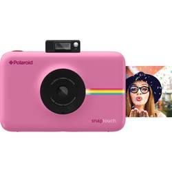 Digitální fotoaparát s tiskem fotografií Polaroid SNAP Touch, 13 MPix, růžová