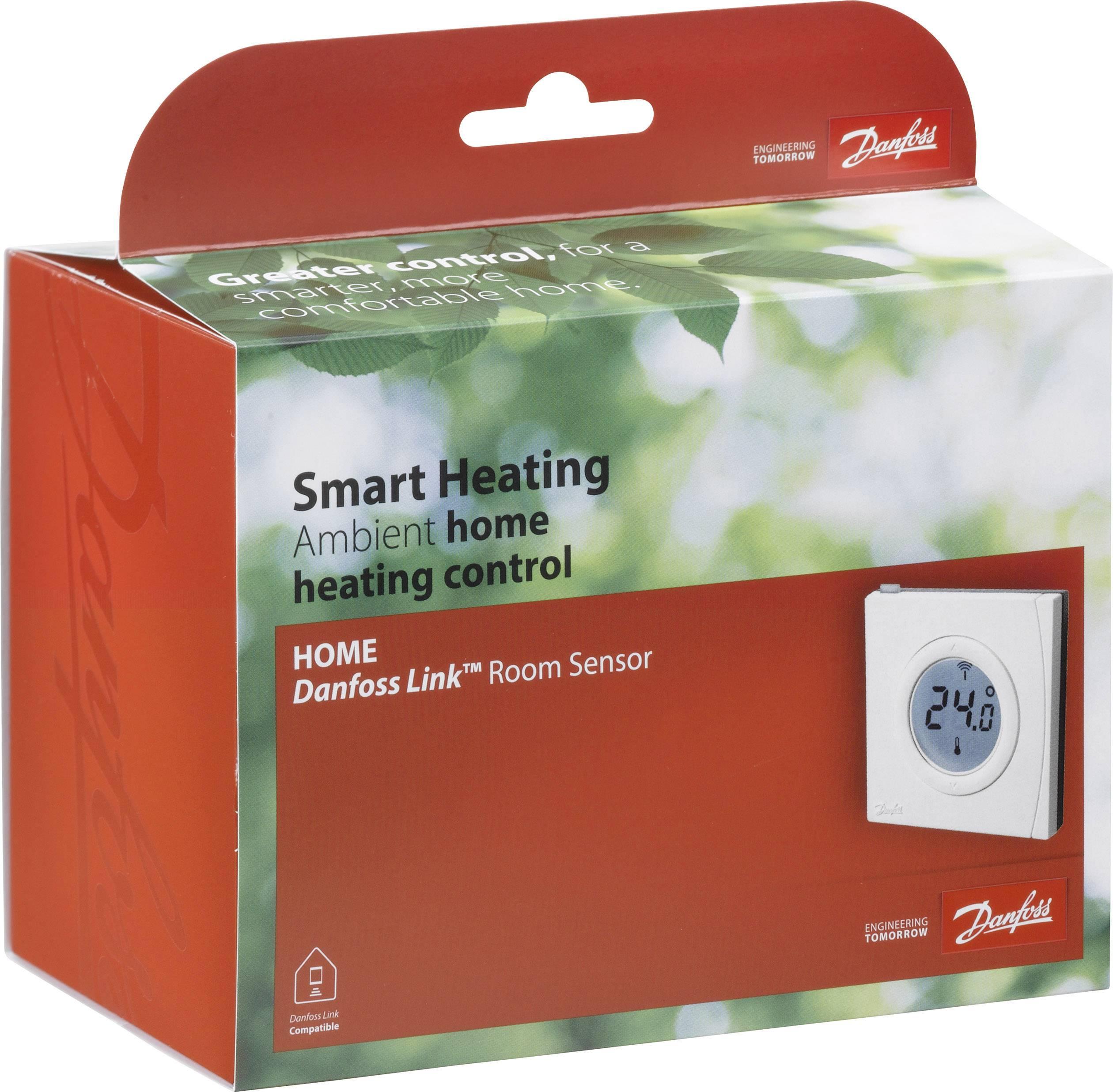 Pokojový termostat Danfoss Link 014G0581
