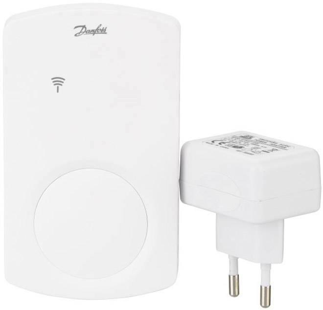 Wi-Fi zesilovač pro systém bezdrátového řízení vytápění Danfoss Link 014G0591