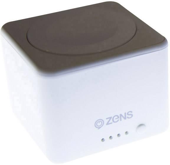 Bezdrátová indukční powerbanka ZENS ZEPW01W00 pro iWatch Powerbank, 1300 mAh, bílá