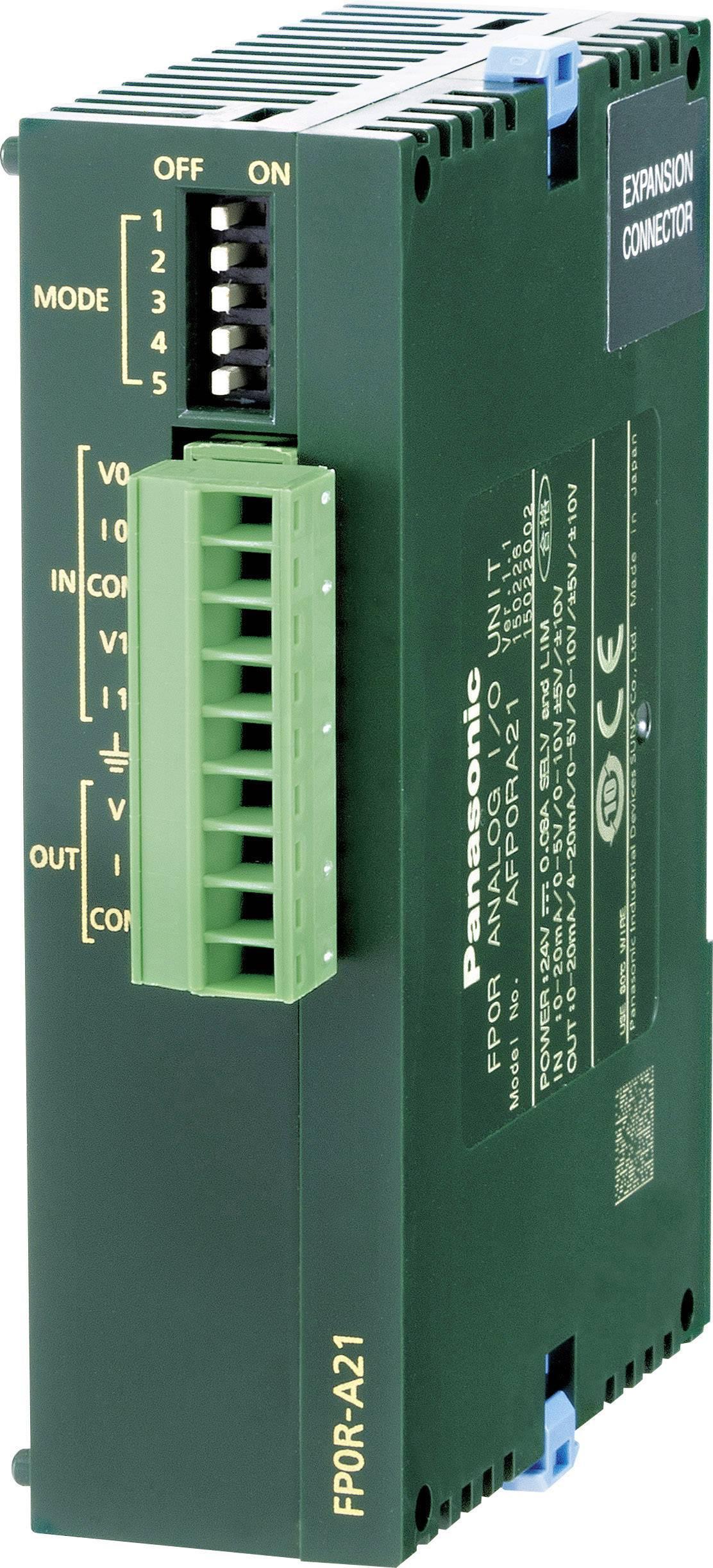 Rozšiřující modul pro PLC Panasonic AFP0RA21