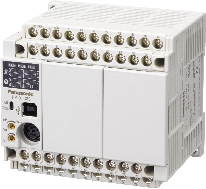 Rozšiřující modul pro PLC Panasonic AFPXC30RJ 230 V/AC