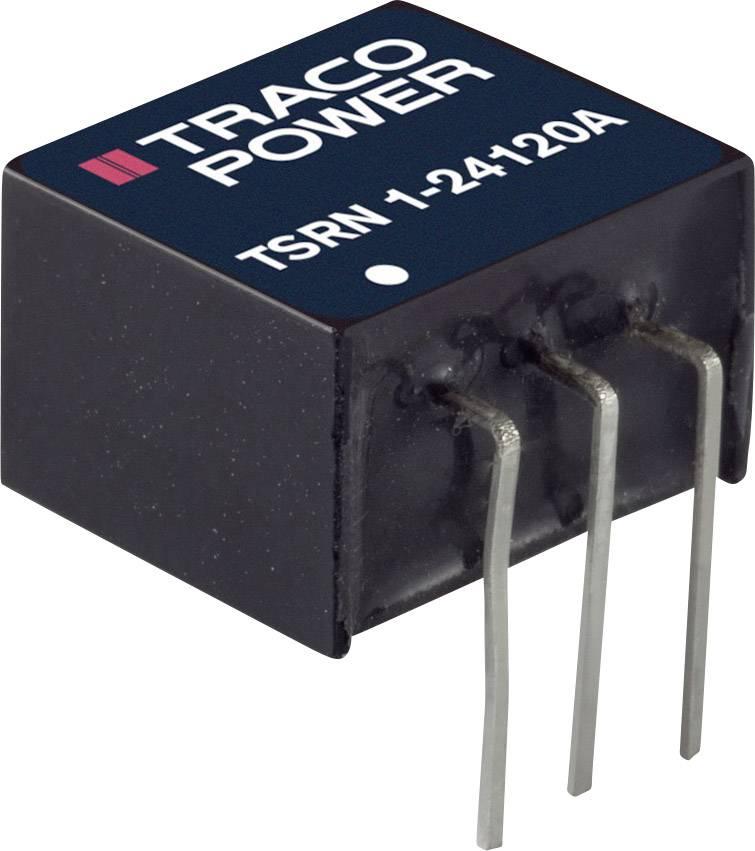 DC/DC měnič napětí do DPS TracoPower TSRN 1-2490A, 12 V/DC, 9 V/DC, 1000 mA, Počet výstupů 1 x