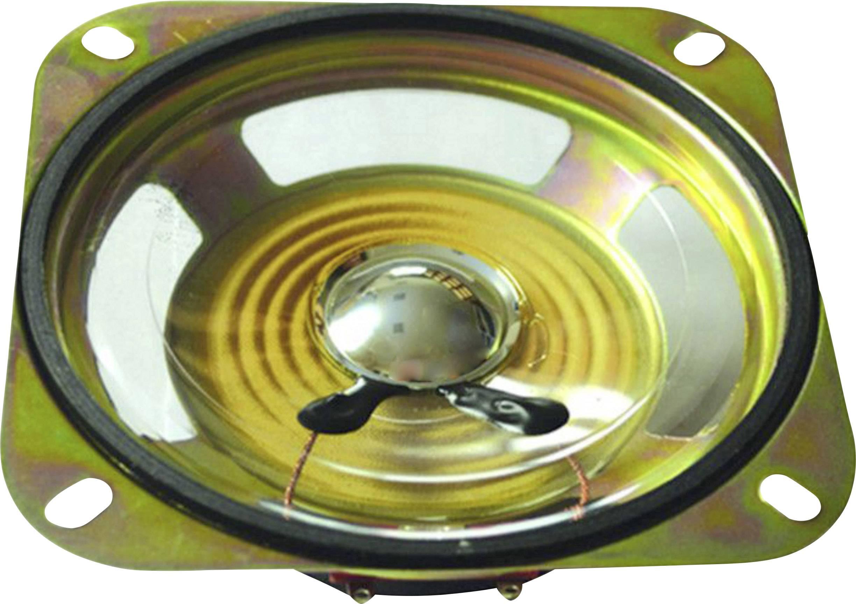 Miniaturní reproduktor TRU COMPONENTS 91 dB, 12 W, 1 ks
