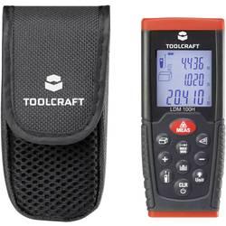 Laserový měřič vzdálenosti TOOLCRAFT LDM100H 1511649, max. rozsah 100 m