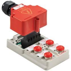 Pasivní box senzor/aktor Weidmüller SAI-4-M-MVV-M12 S-COD 1542580000, 1 ks