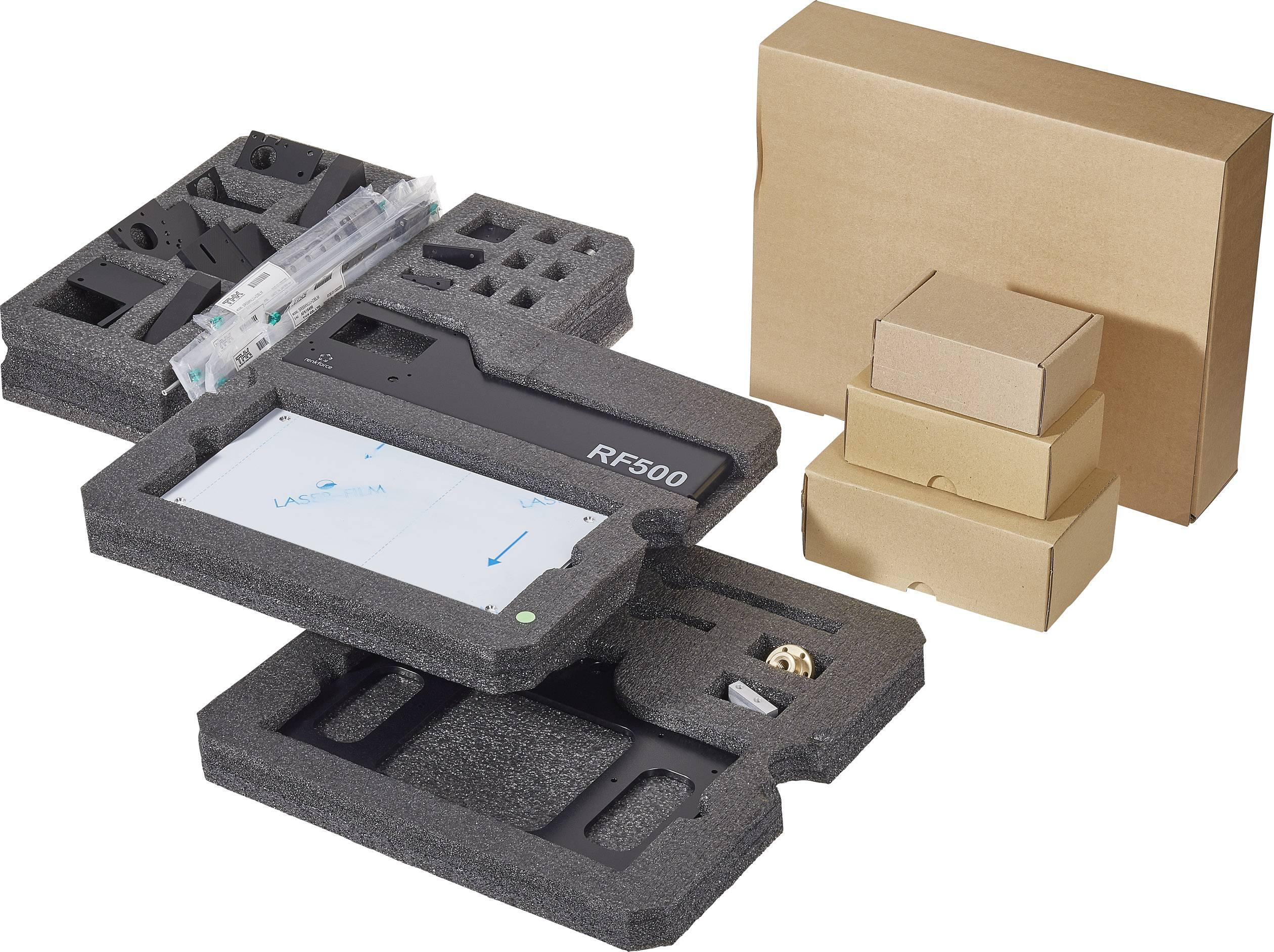 Stavebnice 3D tiskárny Renkforce RF500