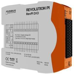 PLC rozširujúci modul Kunbus RevPi DIO PR100197, 24 V