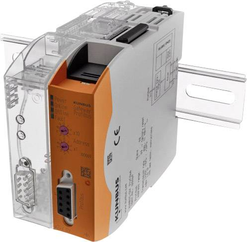 Rozšiřující modul pro PLC Kunbus GW Profibus PR100069, 24 V
