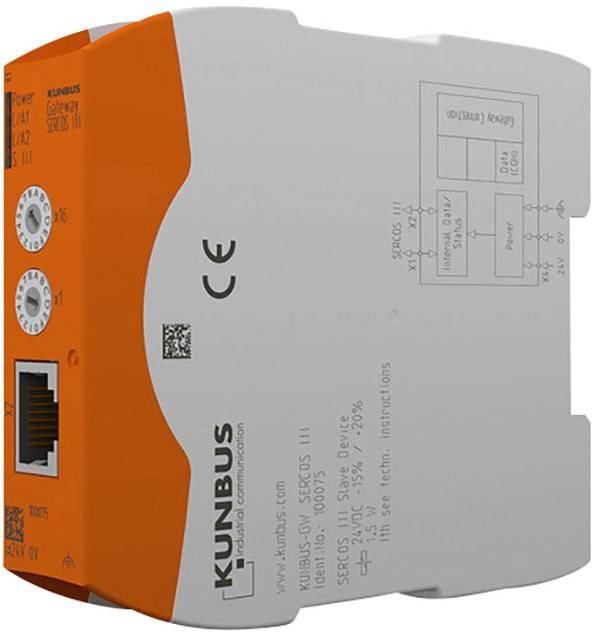 Rozšiřující modul pro PLC Kunbus GW EtherCAT PR100073, 24 V