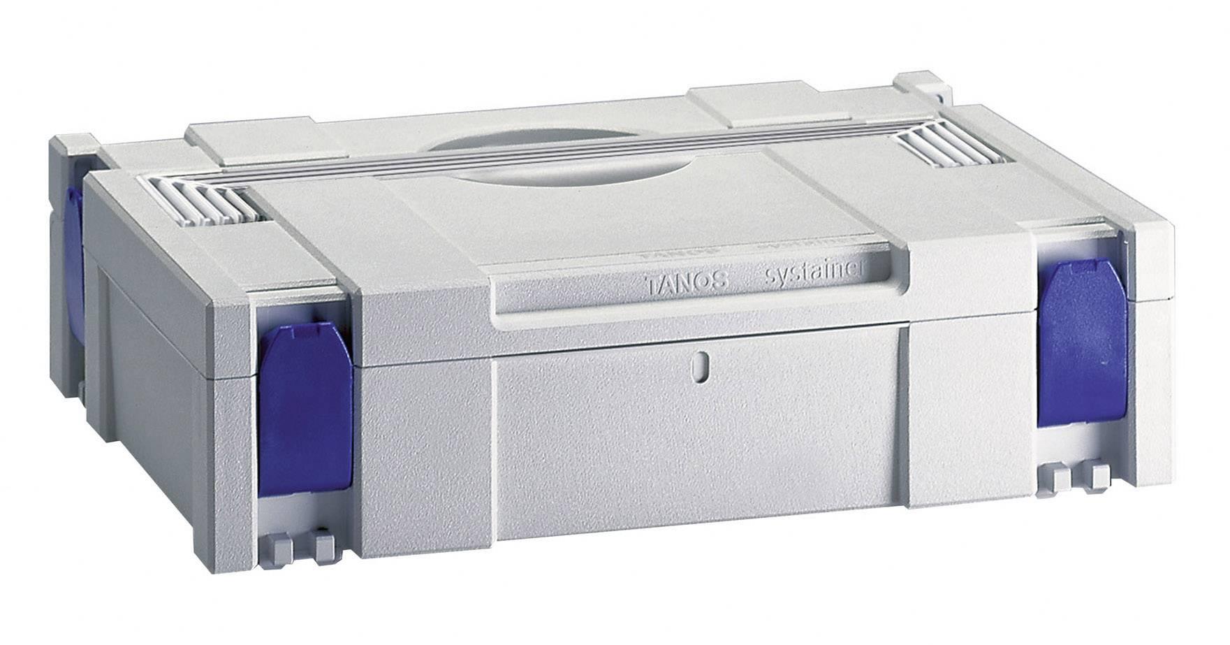 Transportní kufr Tanos systainer® I 80000001, (d x š x v) 300 x 400 x 105 mm