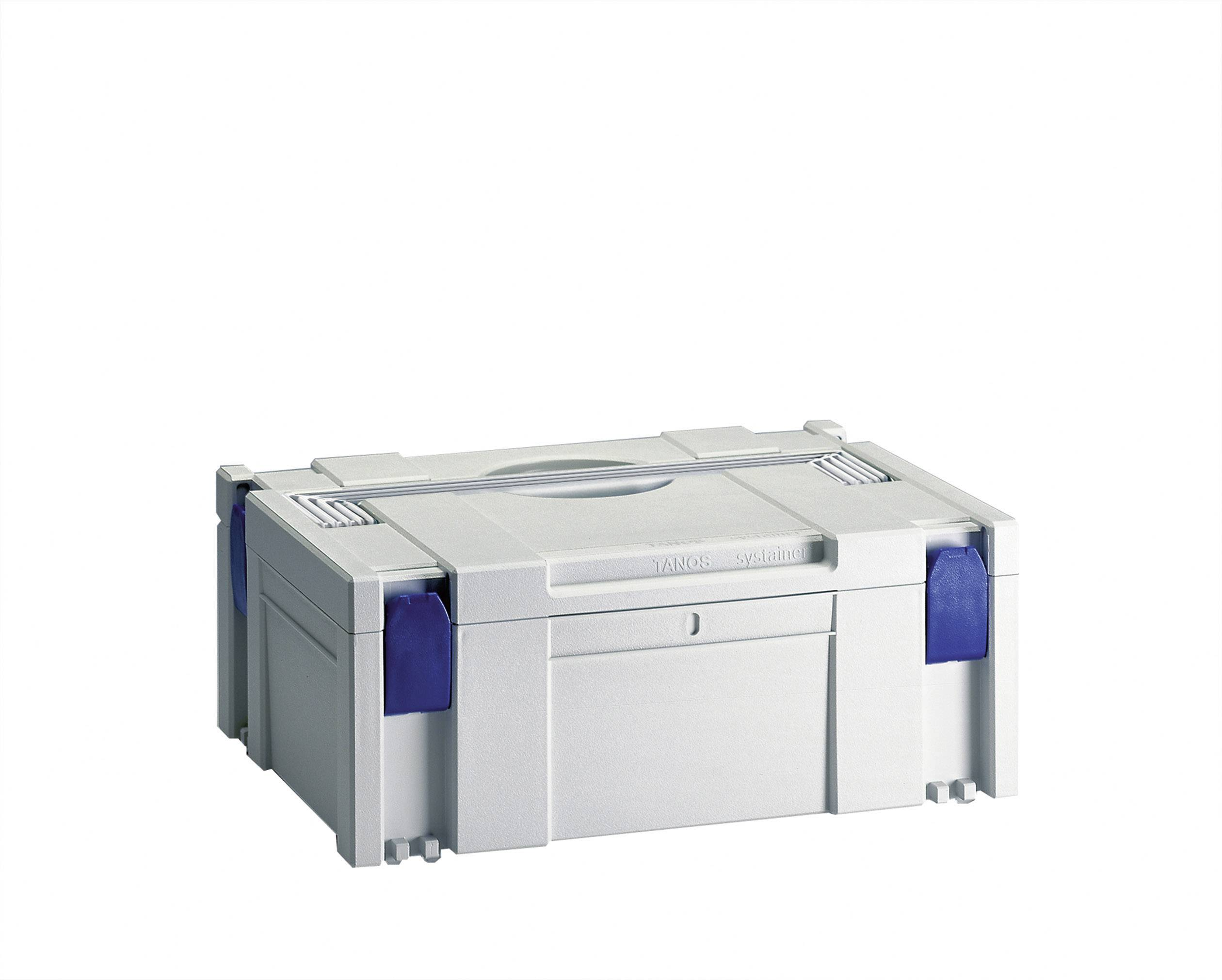 Transportní kufr Tanos systainer® II 80000005, (d x š x v) 300 x 400 x 157.5 mm