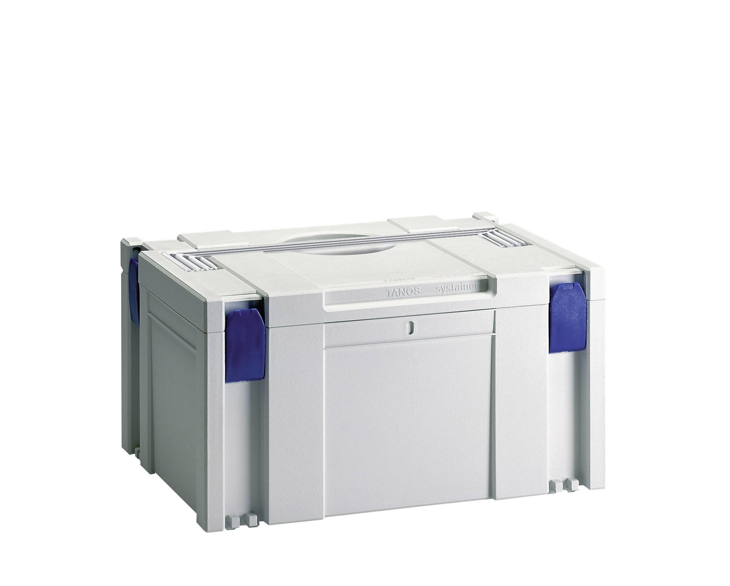 Transportní kufr Tanos systainer® III 80000008, (d x š x v) 300 x 400 x 210 mm