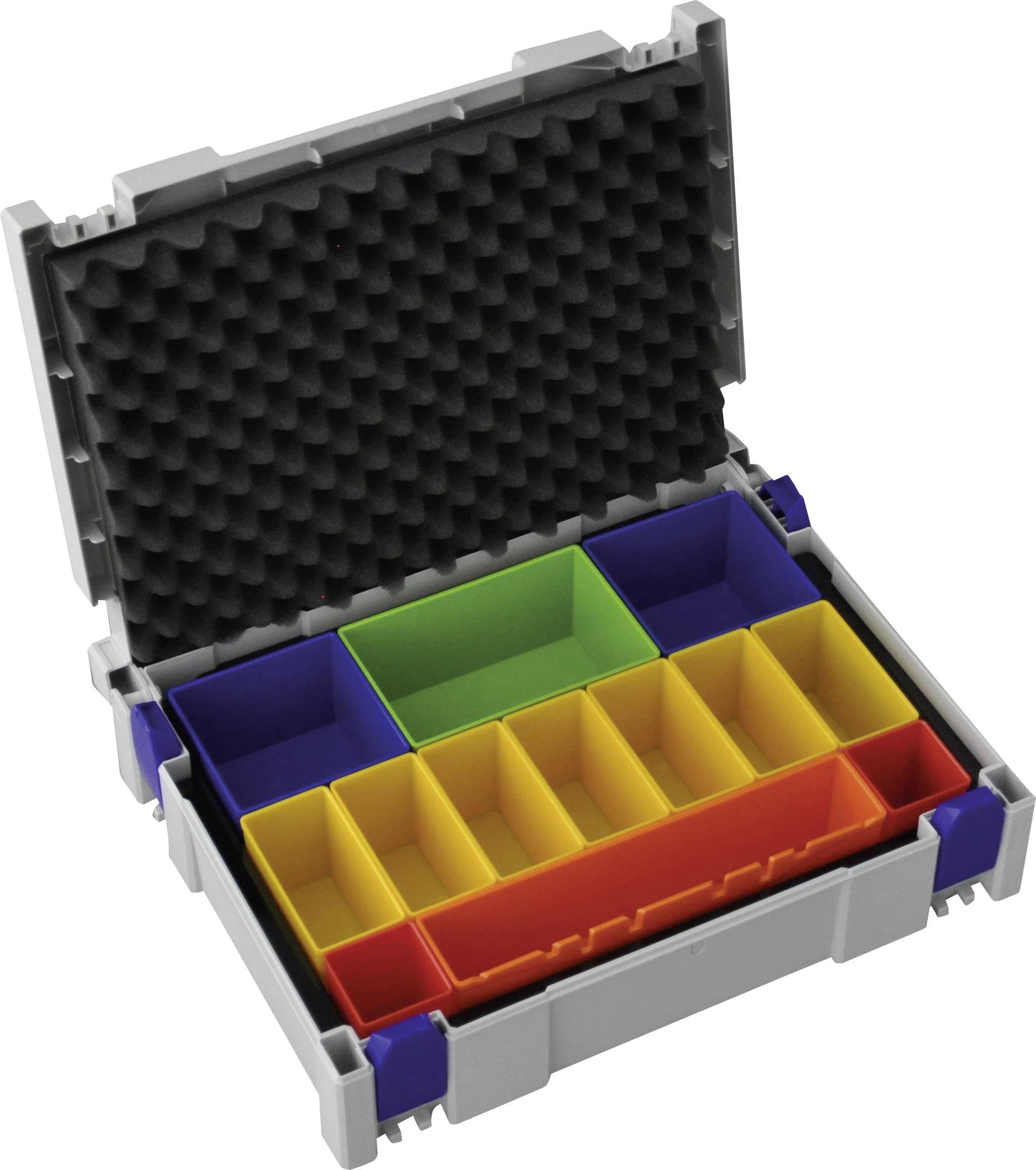 Přepravní kufřík na drobné předměty Tanos systainer® I 80590755, (d x š x v) 400 x 300 x 105 mm