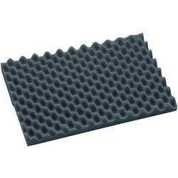 Penová vložka do kufra Tanos 80001028, (d x š x v) 355 x 243 x 40 mm