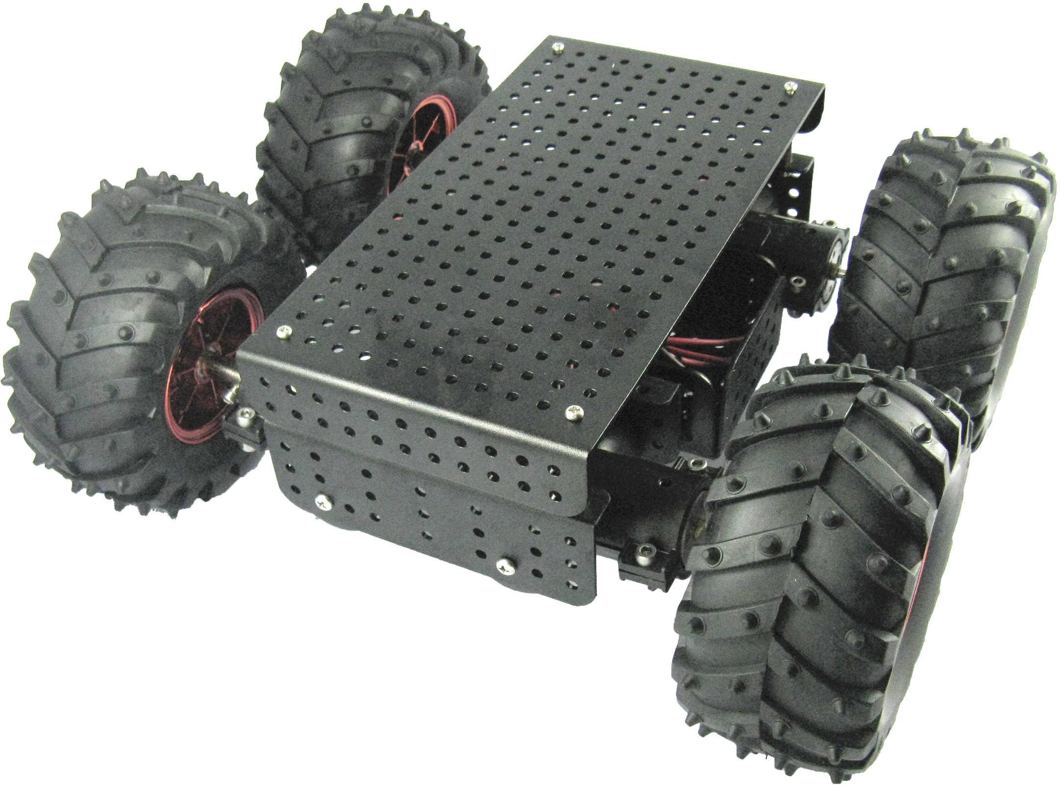 Robotické dvoukolí Arexx Allrad Gelände Roboterplattform