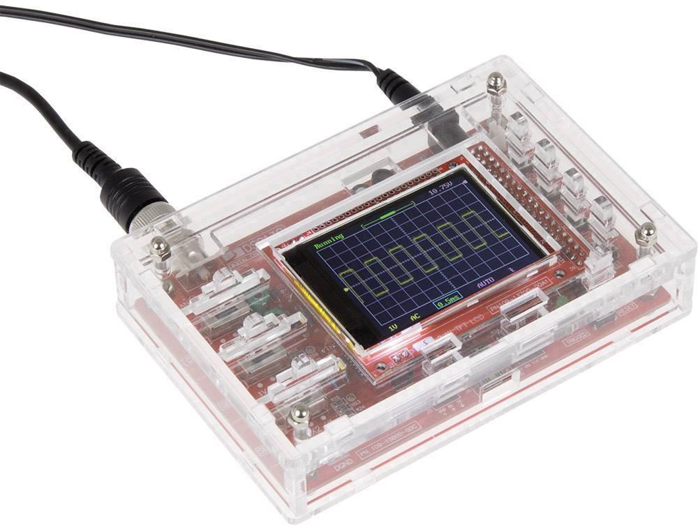 Digitálny osciloskop Joy-it DSO138, 200 kHz, 1-kanálový