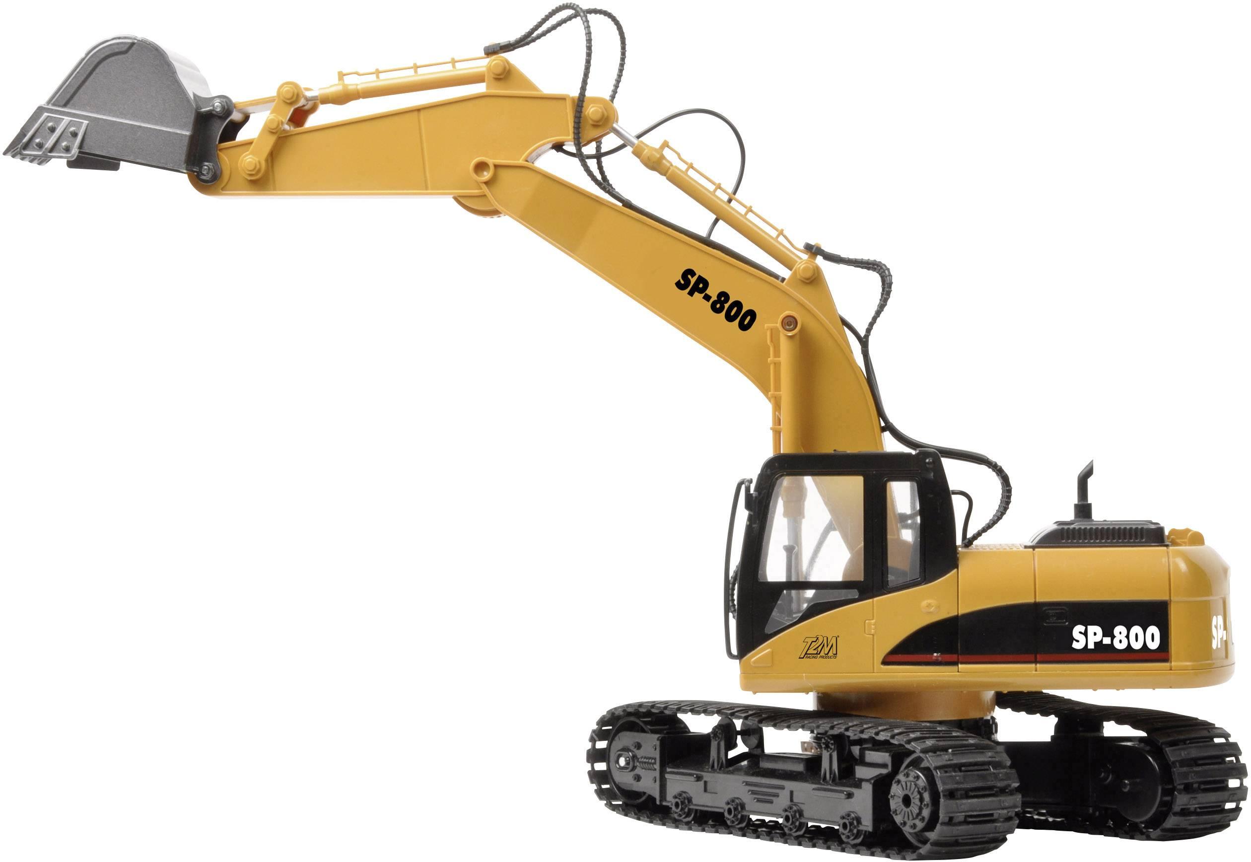 RC modely strojů