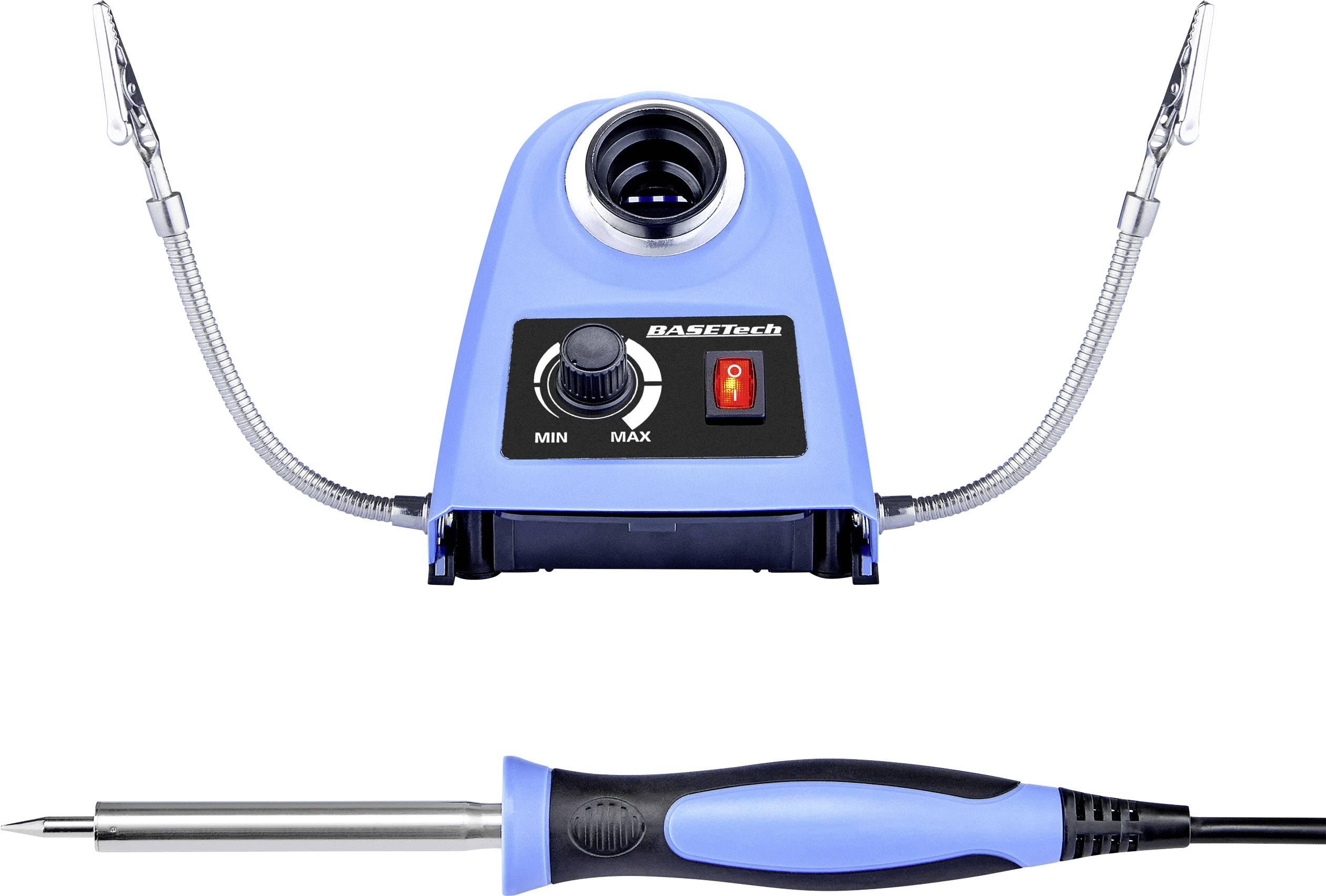 Spájkovacia stanica Basetech analógový, 40 W, 150 do 420 °C