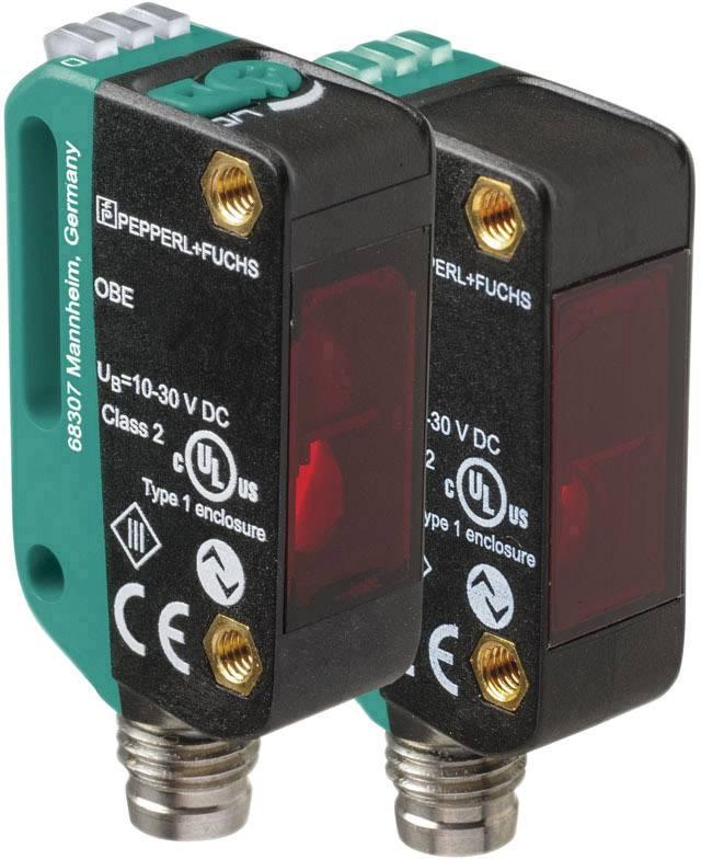 Jednocestná světelná závora Pepperl & Fuchs OBE12M-R100-S2EP-IO-V31