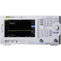 Spektrální analyzátor Rigol DSA832E, 9 kHz - 1,5 GHz GHz, Šířky pásma (RBW) 100 Hz - 1 MHz, Kalibrováno dle bez certifikátu